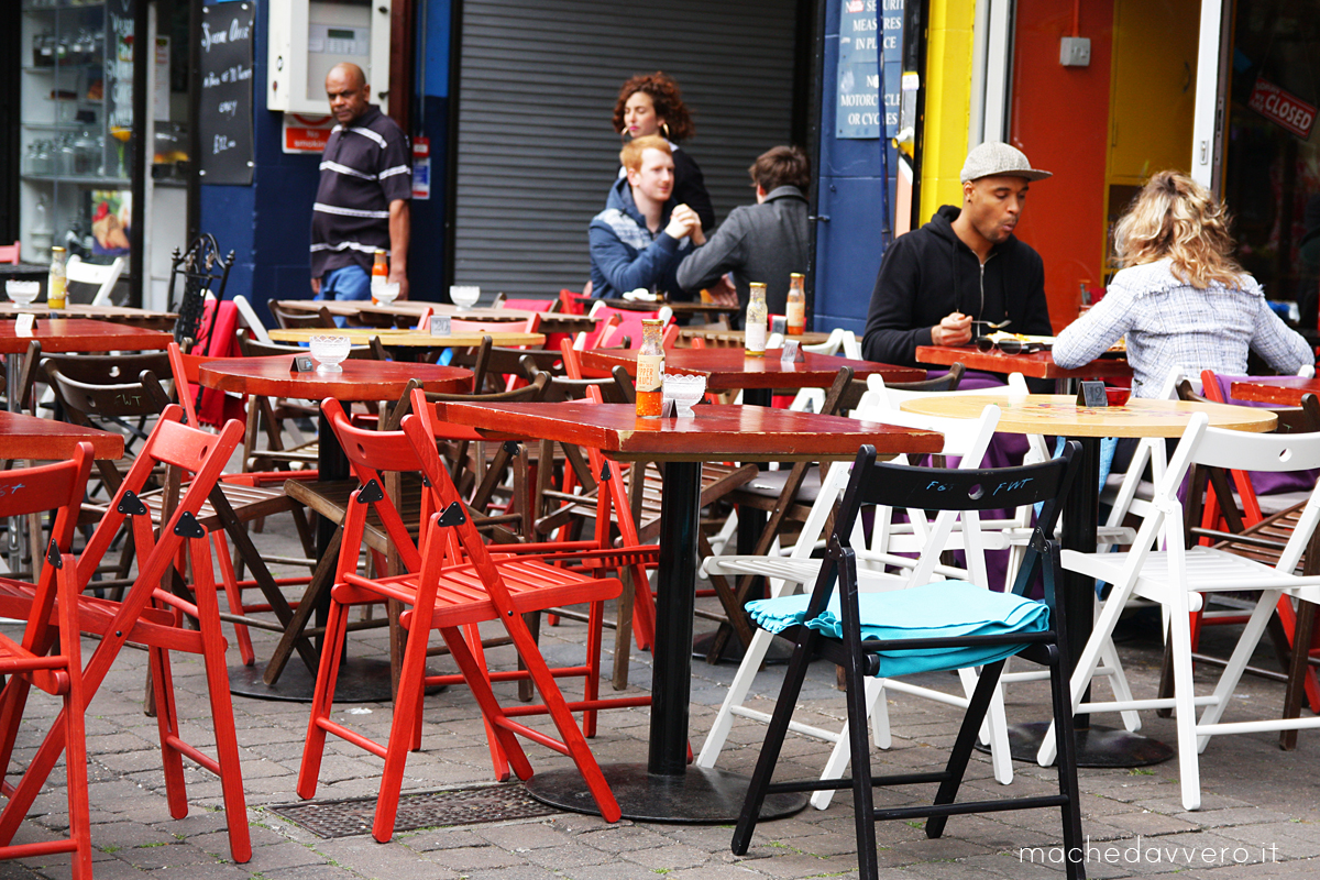 Brixton Market London street food