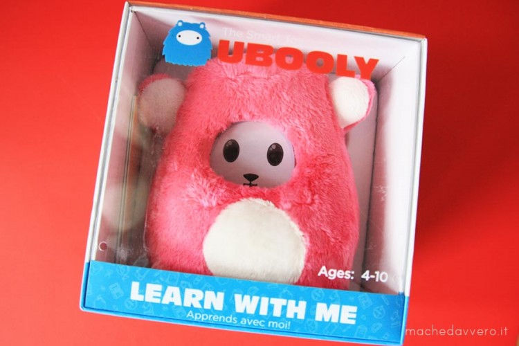 ubooly smart toy for iphone