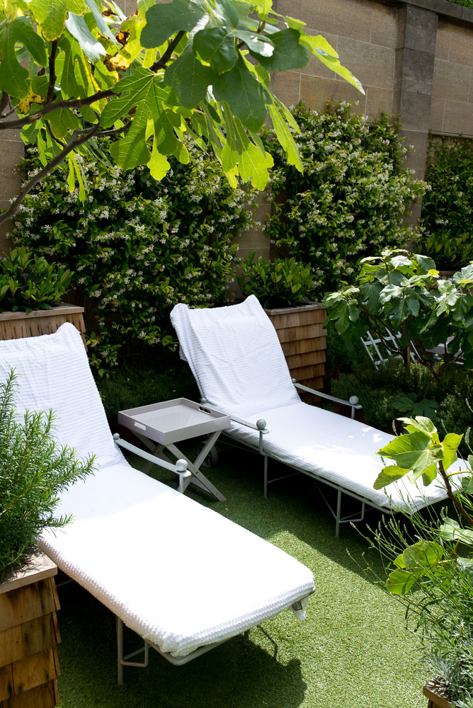 The Berkeley hotel rooftop and SPA London