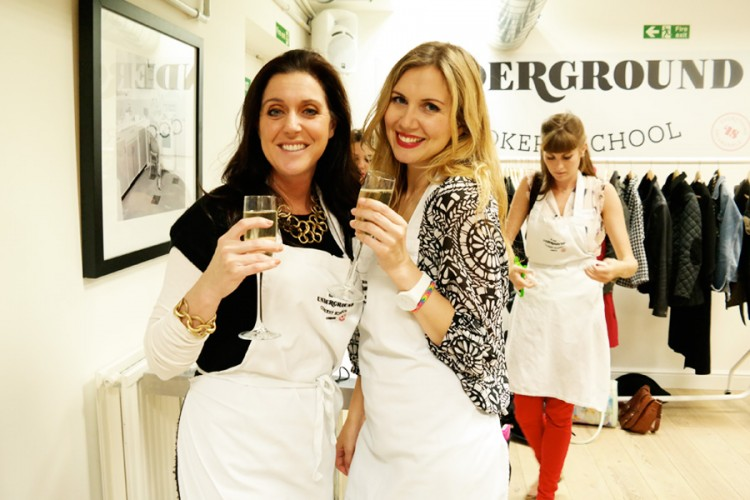 London Underground Cookery School experience