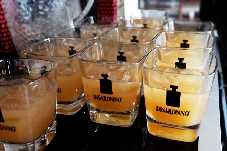 Disaronno Terrace London
