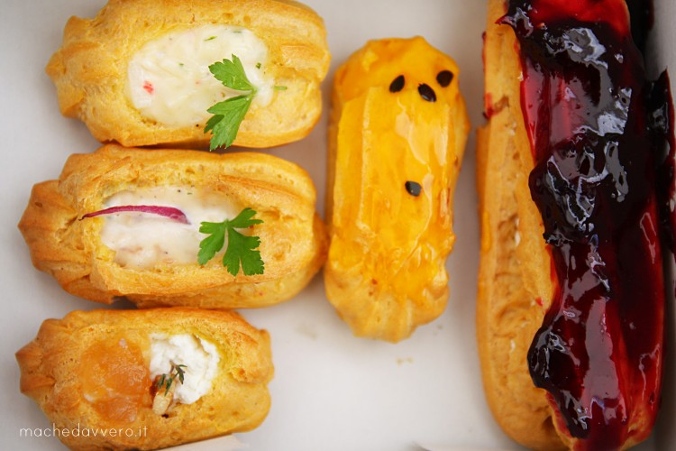 Foodie in Porto - eclair