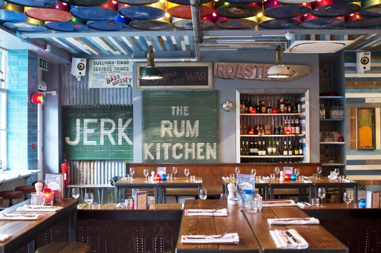 The Rum Kitchen at Kingly Court
