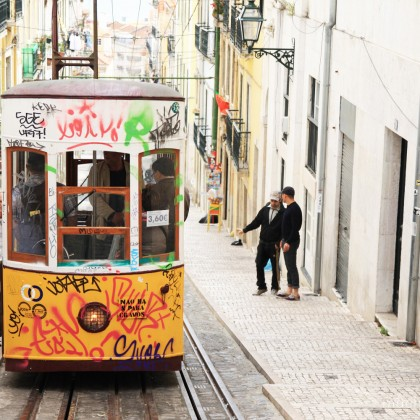 Trip to Lisbon on machedavvero.it