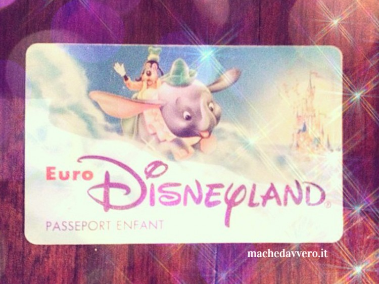 Disneyland Paris Opening Year Pass