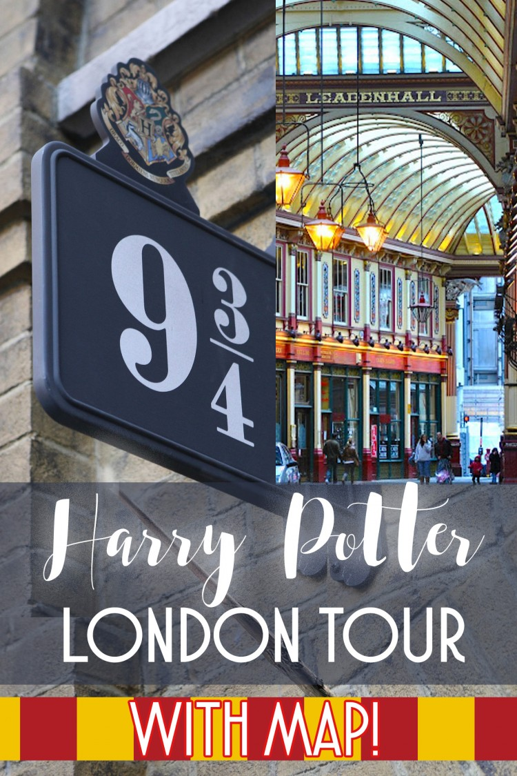 How to Take a Harry Potter Tour of Europe