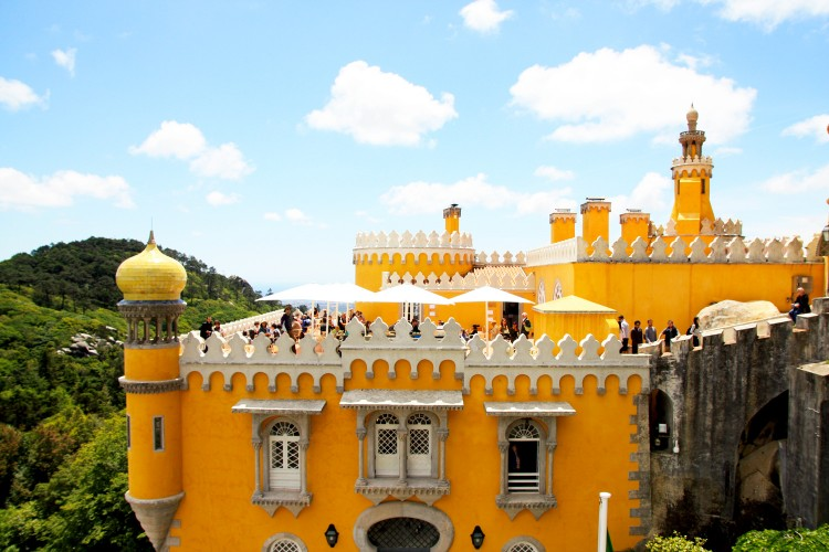 Trip to Portugal - Sintra